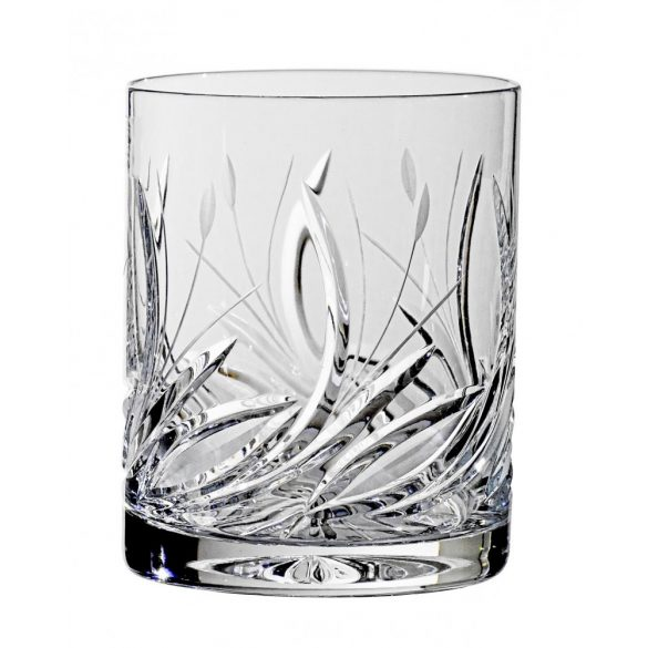 Viola * Bleikristall Whiskyglas cz (13) (Gas11213)