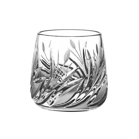 Viola * Bleikristall Schnapsglas 75 ml (Bar11219)