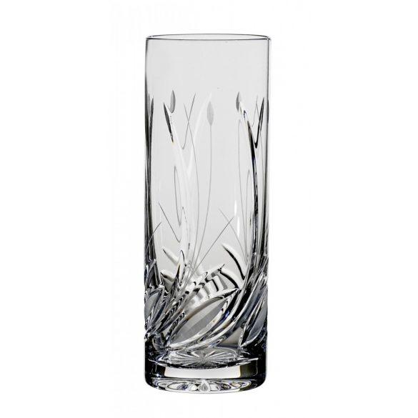 Viola * Bleikristall Tumbler Glas 03 (Cső11223)