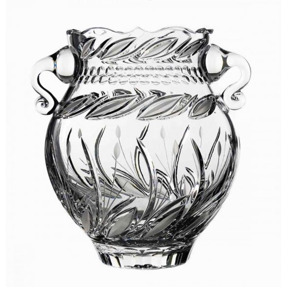 Viola * Bleikristall Griechische Vase 25,5 cm (11241)