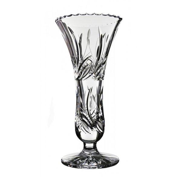 Viola * Bleikristall Vase mit Sohle 25,5 cm (11296)