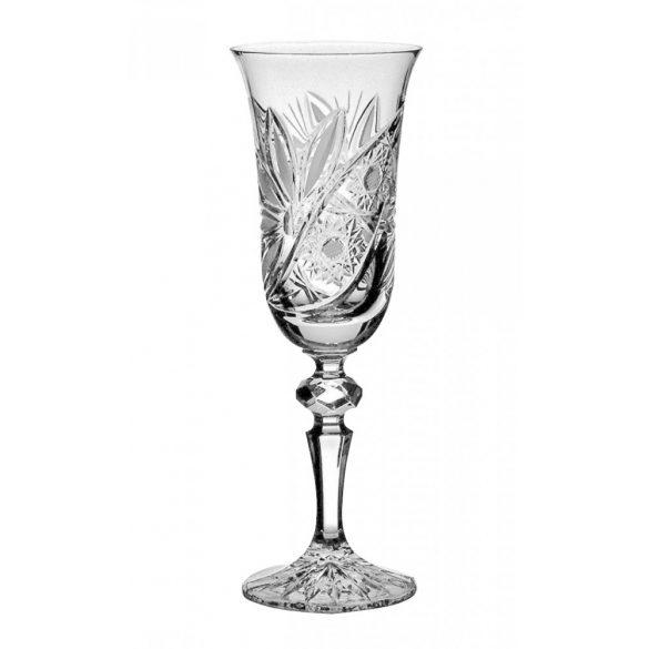 Liliom * Bleikristall Champagnerglas 150 ml (L11607)