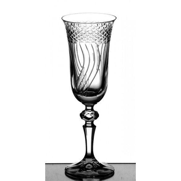Helena * Bleikristall Champagnerglas 150 ml (L12407)