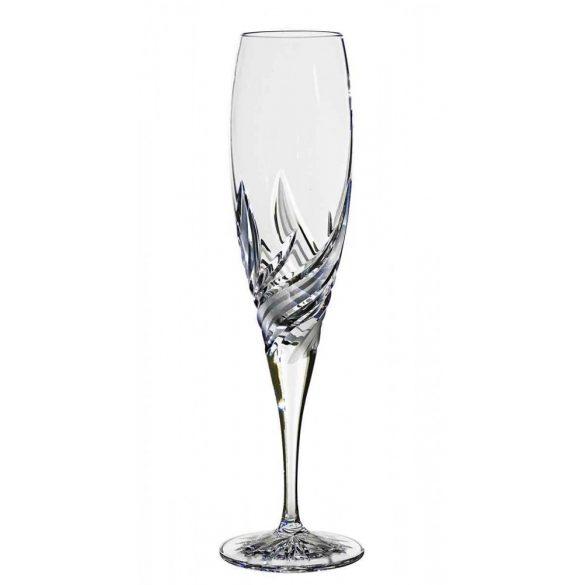 Fire * Bleikristall Champagnerglas 200 ml (F14407)