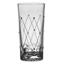 Pearl * Bleikristall Tumbler Glas cz (15) (14815)