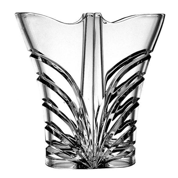 Modern * Bleikristall Love Vase (doppelt) 22 cm (Dupla15214)