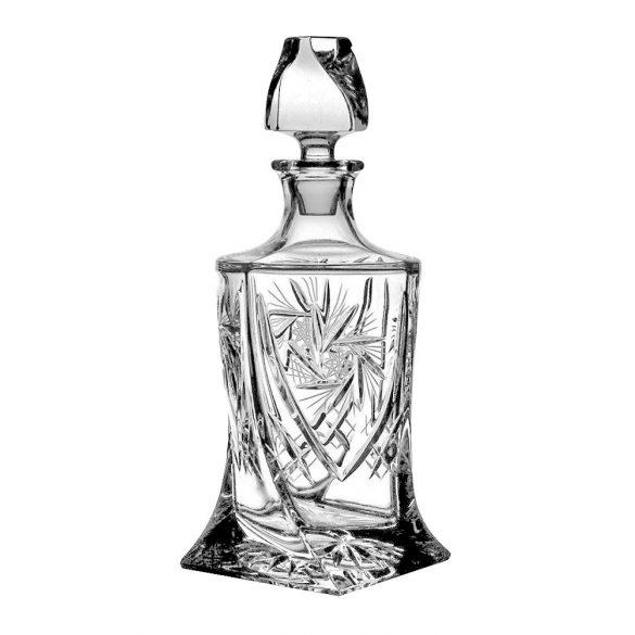 Victoria * Kristall Whiskyflasche 770 ml (Cs17156)