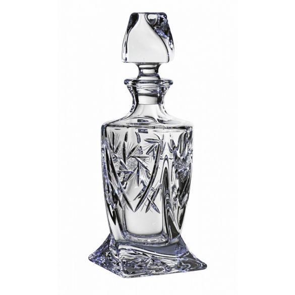 Victoria * Kristall Whiskyflasche 400 ml (Cs17158)