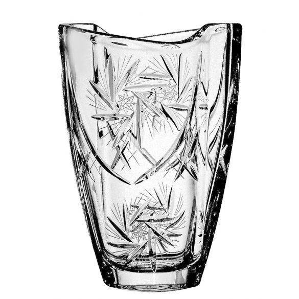 Victoria * Kristall Vase H 23 cm (Smi17167)