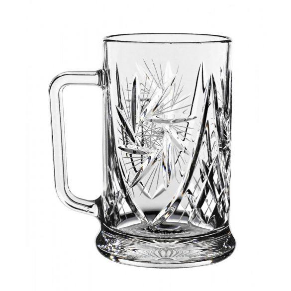 Victoria * Glas Bierkrug 0,7 (87) G (Pas17187)
