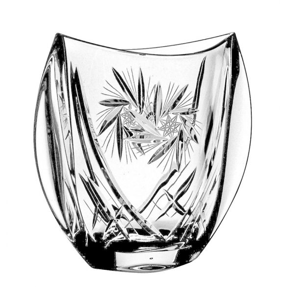 Victoria * Kristall Vase H 18 cm (Orb17199)