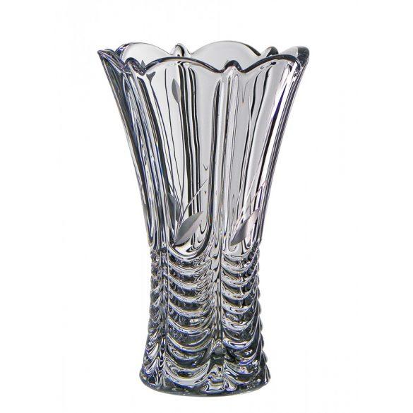 Viola * Kristall Ori Vase H 205 LF (OriPr17243)