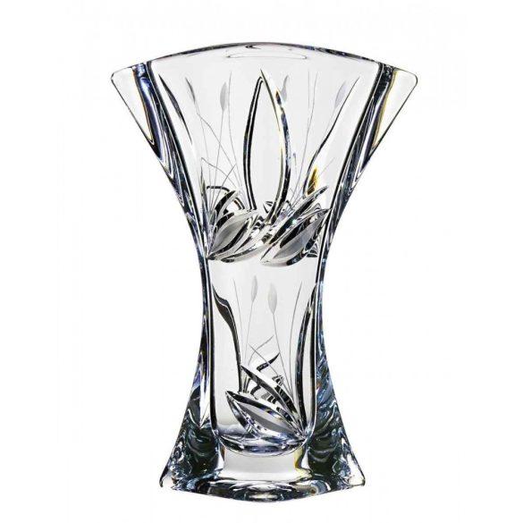 Viola * Kristall Vase X 24,5 cm (Orb17292)