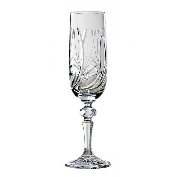 Viola * Kristall Champagnerkelch 180 ml (M17297)
