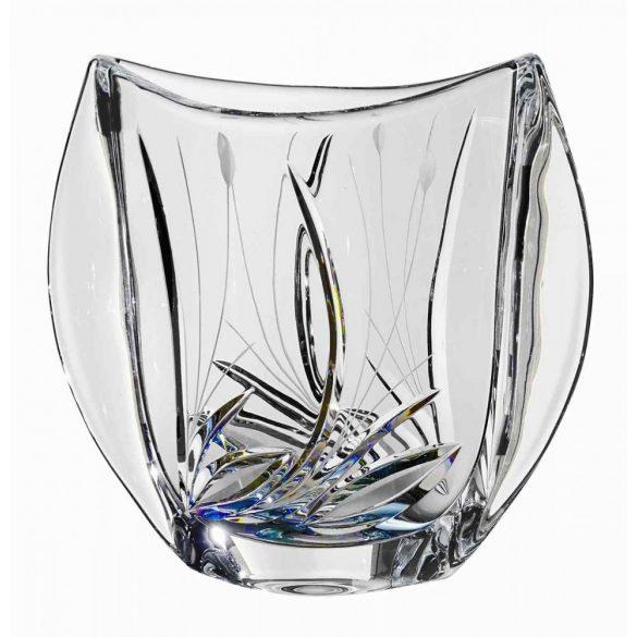 Viola * Kristall Vase H 18 cm (Orb17299)