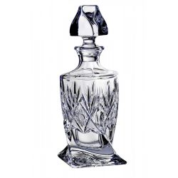 Laura * Kristall Whiskyflasche 400 ml (Cs17358)