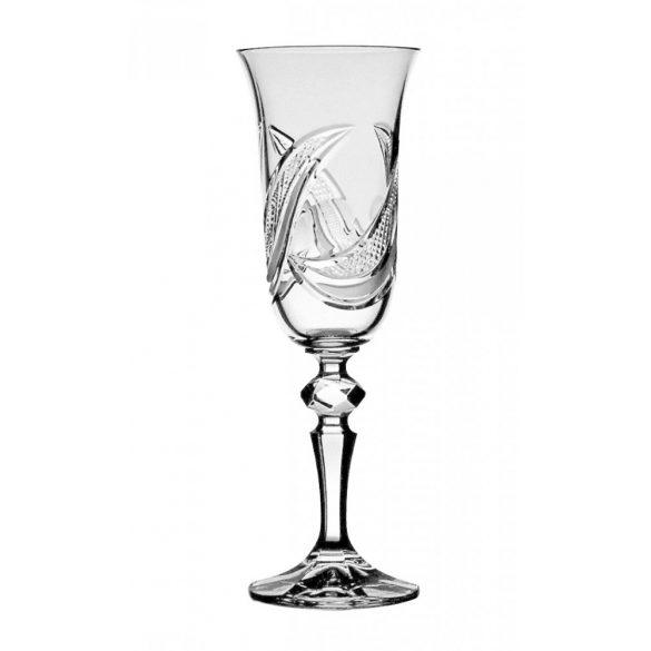 Aphrodite * Kristall Champagnerglas 150 ml (L17407)