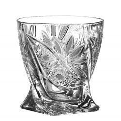 Liliom * Kristall Whiskyglas 340 ml (Cs17517)