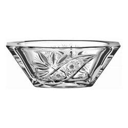 Liliom * Kristall Oval schale 17,5 cm (Gon17549)