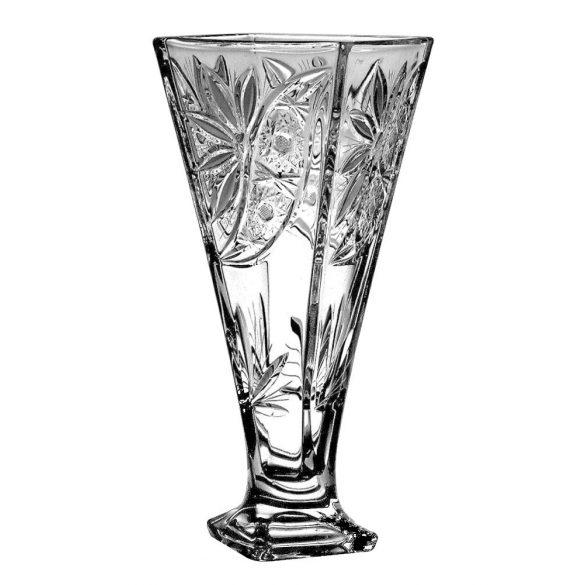 Liliom * Kristall Vase 28 cm (Cs17550)