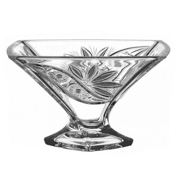 Liliom * Kristall Schale 22 cm (Cs17551)