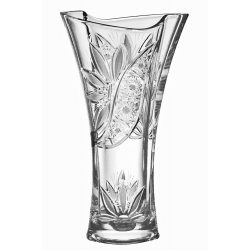 Liliom * Kristall Sm Vase x 30,5 cm (Smi17569)
