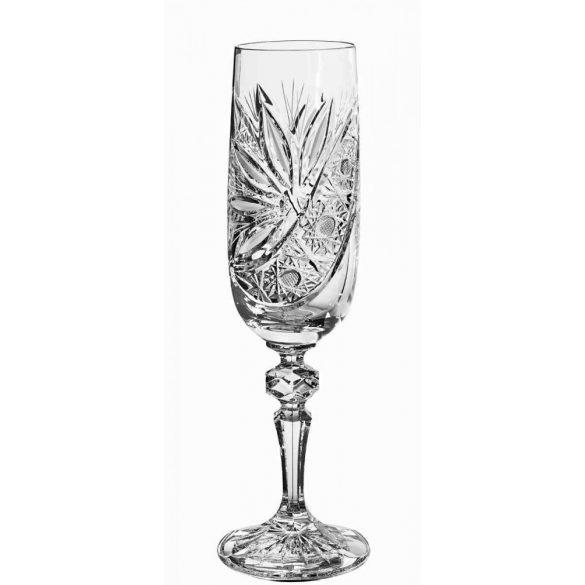 Liliom * Kristall Champagnerkelch 180 ml (M17597)