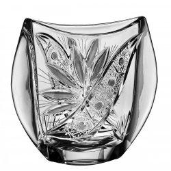 Liliom * Kristall Vase H 18 cm (Orb17599)
