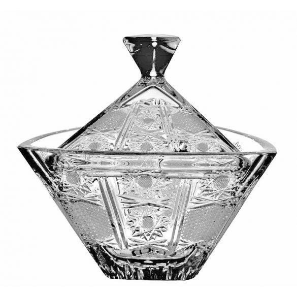 Classic * Kristall Bonbonniere 18 cm (Tri17763)