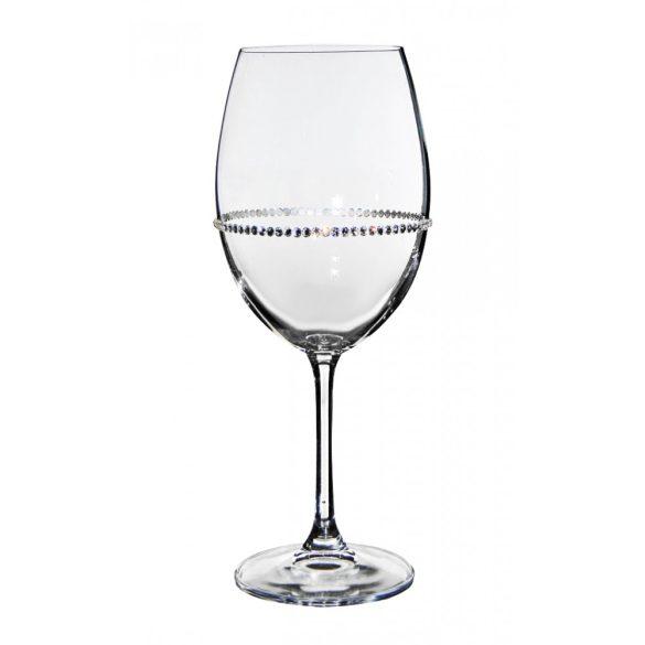 Pearl * Kristall GV Rotweinkelch 450 ml (GasGV17835)