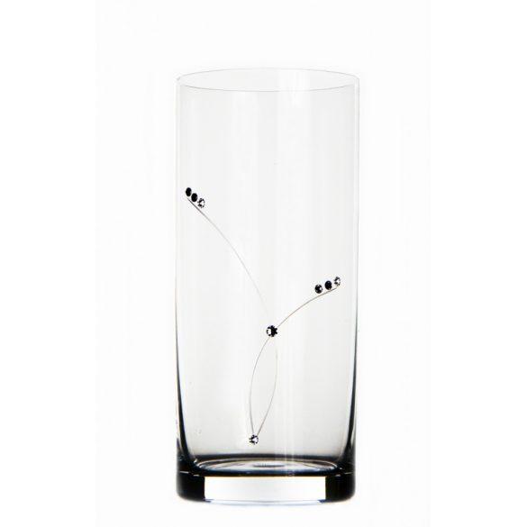 Pearl * Kristall Wasserglas 350 ml (GasGD17854)