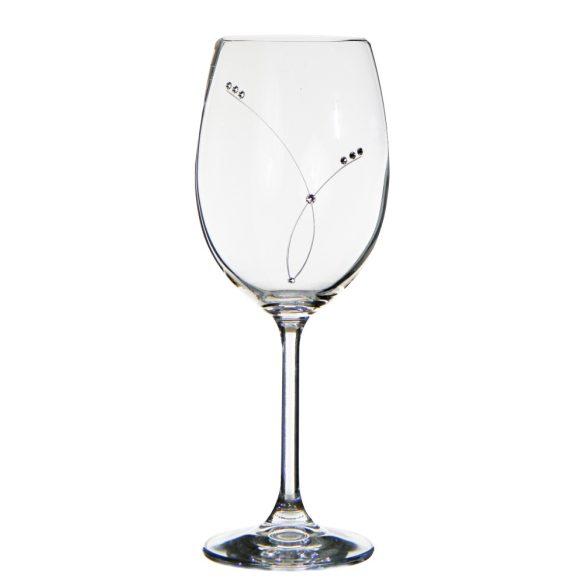 Pearl * Kristall GD Rotweinkelch 450 ml (GasGD17856)