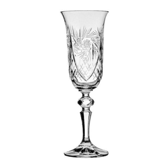 Victoria * Kristall Champagnerglas 150 ml (L18007)