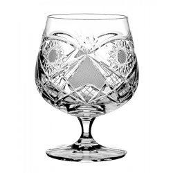 Kőszeg * Kristály Konyakos pohár 250 ml (L18311)