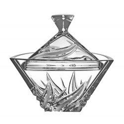 Fire * Kristall Bonbonniere 18 cm (Tri18663)