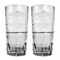 Royal * Kristall Tumbler Glas 0 LF (18935)