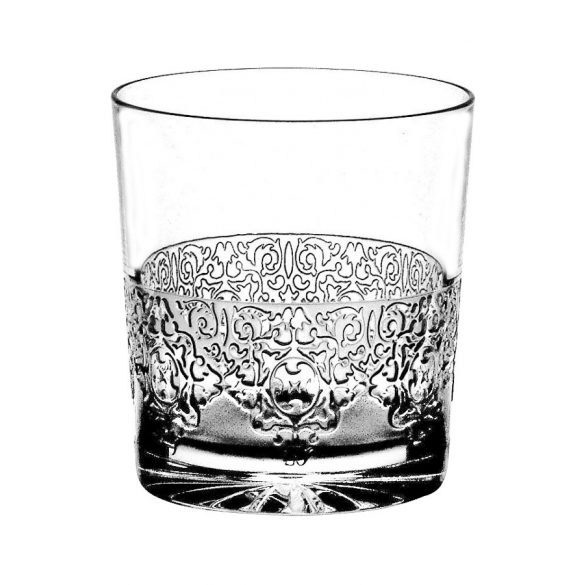 Lace * Kristall Whiskyglas 300 ml (Tos19013)