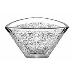 Lace * Kristall Schale 18 cm (Tri19162)