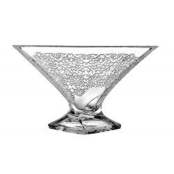 Lace * Kristall Cs Platte 32,5 cm (Cs19183)