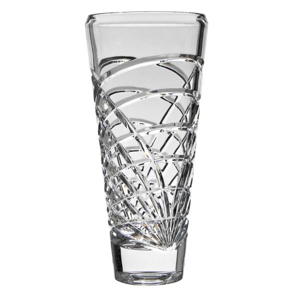 Modern * Kristall Vase 30,5 cm (Cam19364)