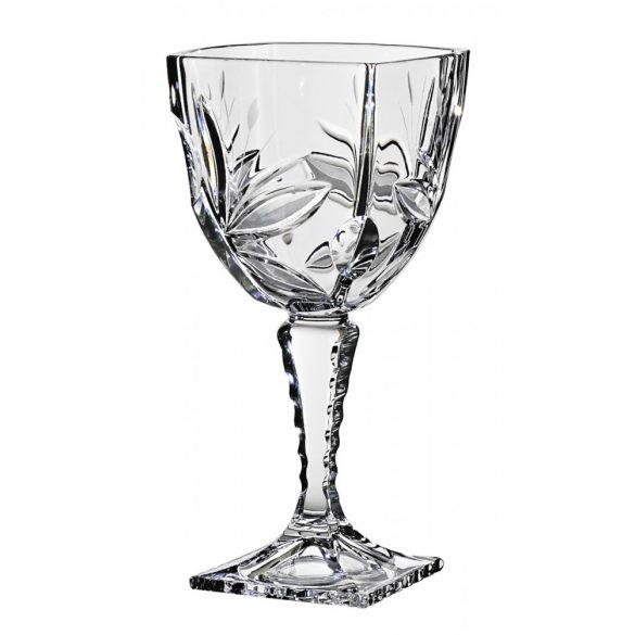 Viola * Kristall Weinglas 270 ml (Ar19504)