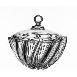 Scal * Kristall Bonbonniere 19 cm (Scal39622)