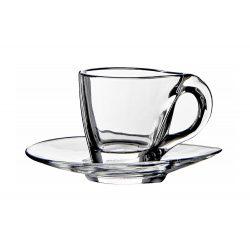 Coffee * Kristall Kaffeetasse 100 ml LF (Coffee39692)