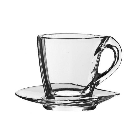 Coffee * Kristall Tasse Cappucino 260 ml LF (Coffee39693)