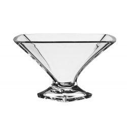 Quad * Kristall Schale 22 cm (Quad39820)