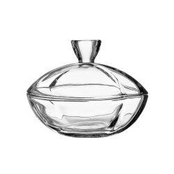 Smi * Kristall Bonbonniere 18 cm (Smi39927)