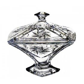 Kristall Bonbonniere
